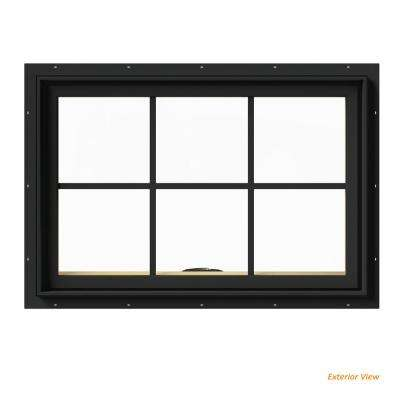 awning style windows basement 36 awning hopper windows the home depot