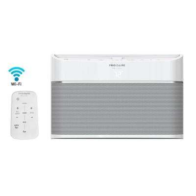 10,000 BTU 115-Volt Smart Window Air Conditioner, Wi-Fi Enabled