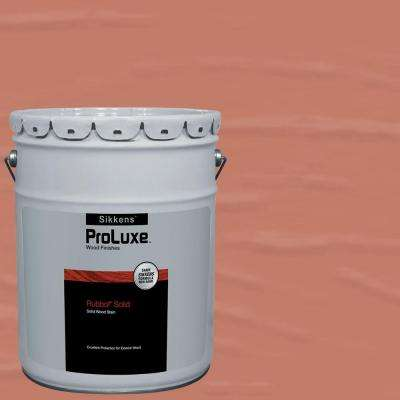 #HDGSIK710-245 Burnt Clay Rubbol Solid Wood Stain