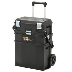 Stanley 22 In 4 In 1 Cantilever Tool Box Mobile Work