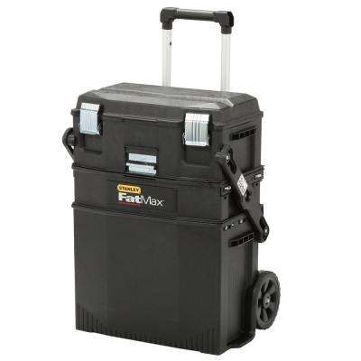 FATMAX 22 in. 4-in-1 Cantilever Tool Box Mobile Work Center