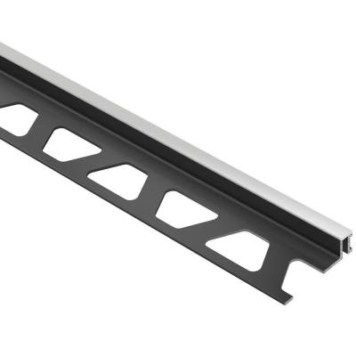 Dilex-BWA Classic Grey 3/8 in. x 8 ft. 2-1/2 in. PVC Movement Joint Tile Edging Trim