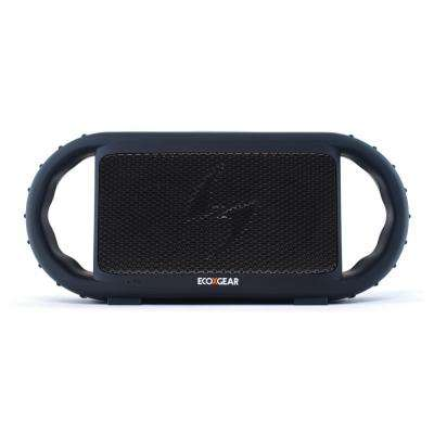 ECOXBT Bluetooth Waterproof Speaker, Black