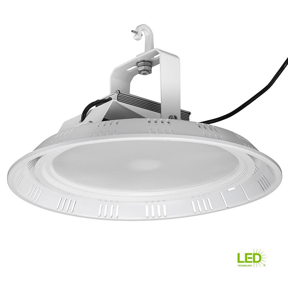 18 in. 270 Watt Integrated LED Round High Bay 38,000 Lumen