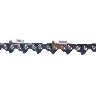 3/8 in. x 24 in. 0.050-Gauge Bumper Link Drive Bar Chainsaw Chain, 84 Link
