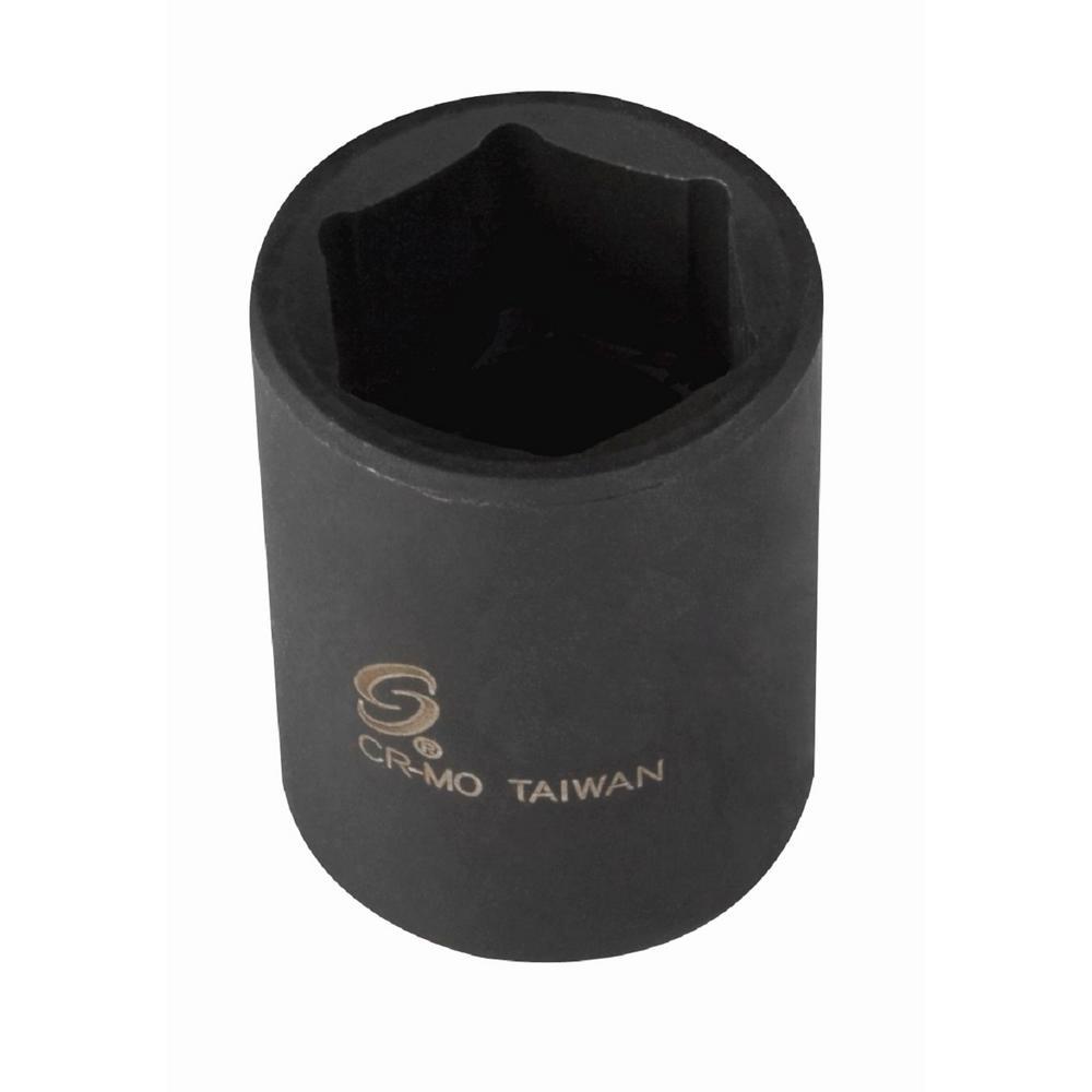 8 mm 3/8 in. Drive Stubby Impact Socket