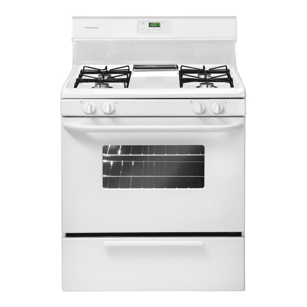 Frigidaire 4.2 cu. ft. Gas Range in White
