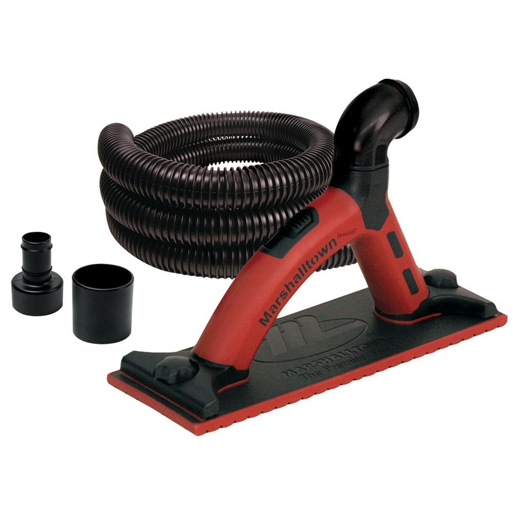 Drywall Vacuum Sander Dust Free With 6-Foot Hose Cleaners Tools Attachments