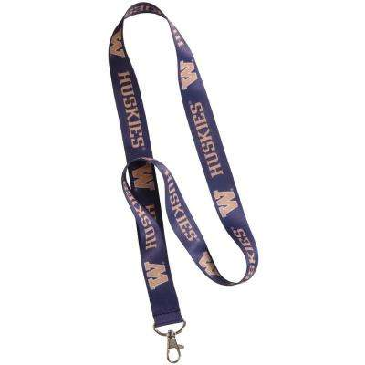 NCAA Washington Huskies Lanyard (6-Pack)