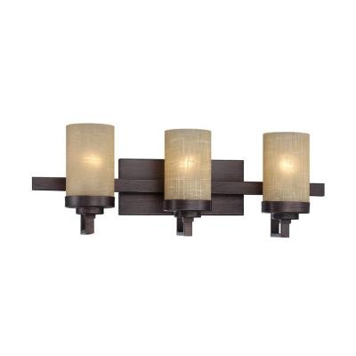 Castello 3-Light Tuscana Interior Incandescent Bath Vanity Light