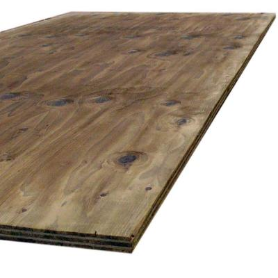Columbia Forest Products 1/4 in  x 4 ft  x 8 ft  PureBond Birch