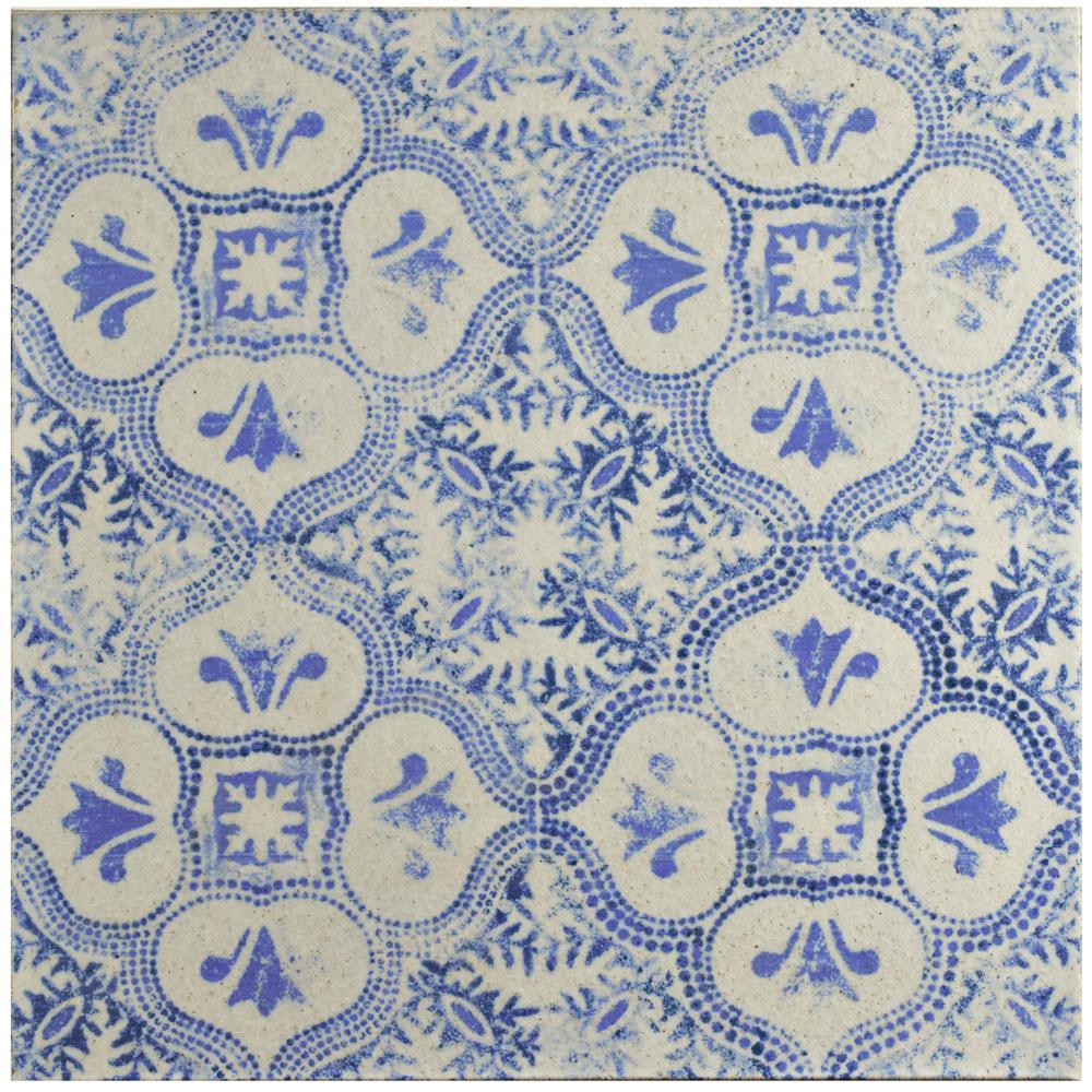Klinker Alcazar Helios 12-3/4 in. x 12-3/4 in. Ceramic Floor and Wall Quarry Tile