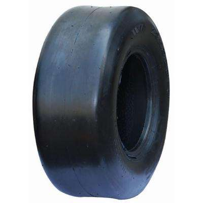 13 in. x 6.5 in.-6 Lawn/Garden Tire 4 Ply Smooth