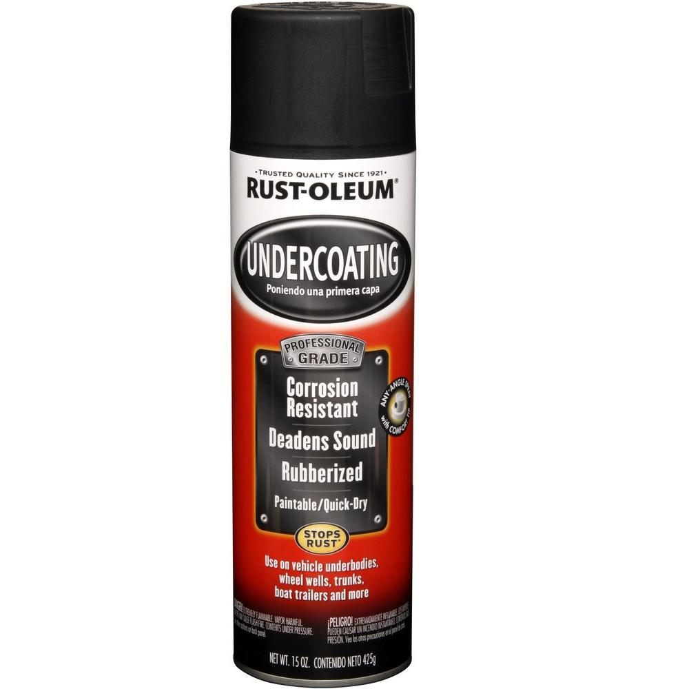 Rust Oleum Automotive 15 Oz Professional Grade Matte