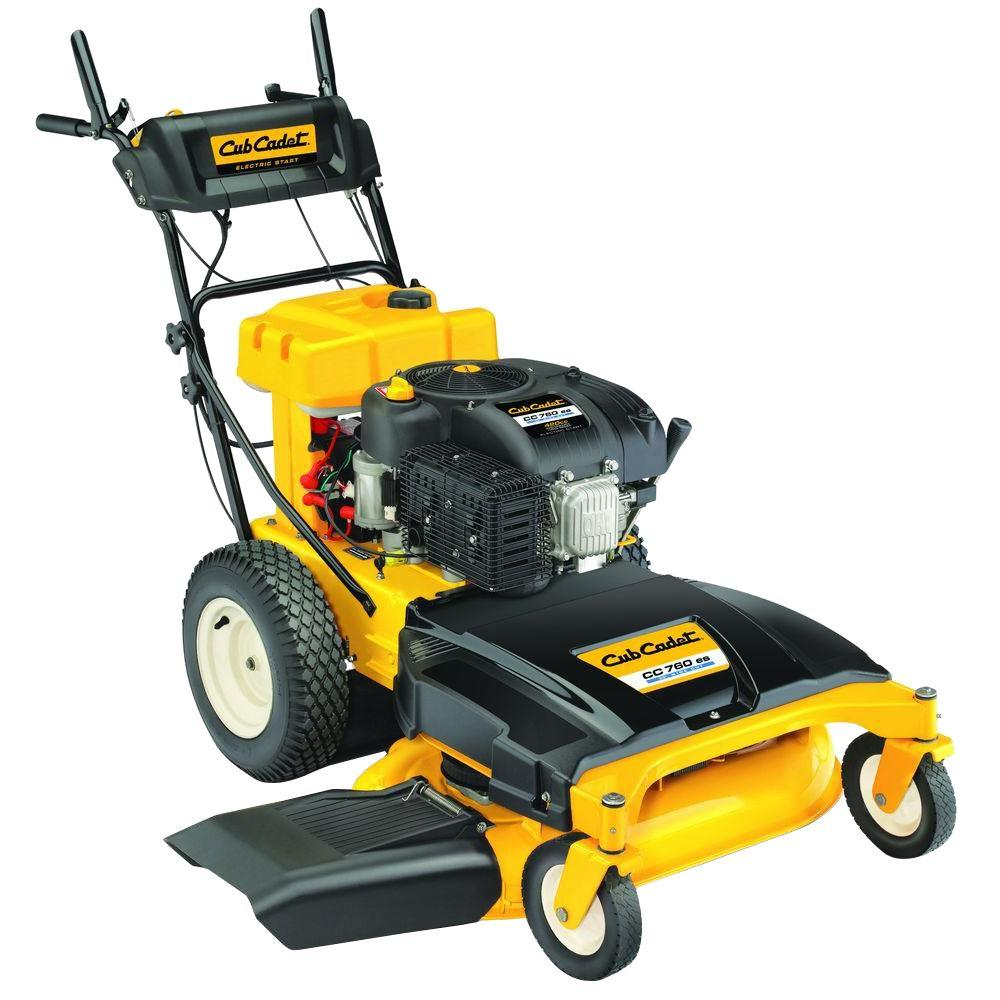 Cub Cadet 33 in. 420cc Electric Start Wide Cut Gas Self Propelled Mower