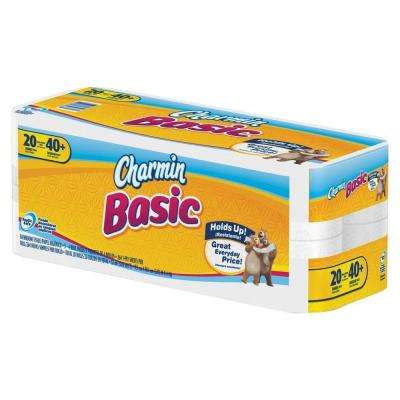 Bath Tissue 1-Ply (264 Sheets per Roll)