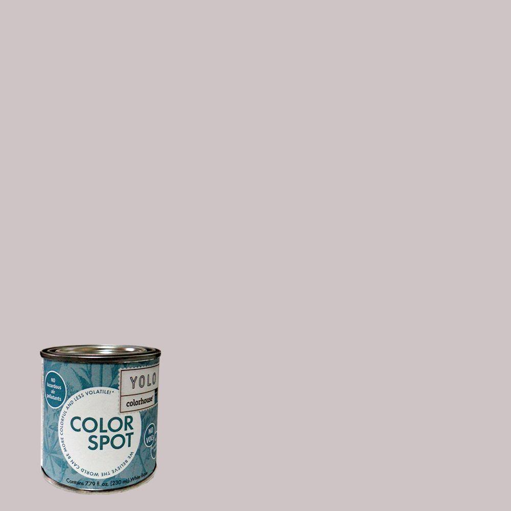 YOLO Colorhouse 8 oz. Air .07 ColorSpot Eggshell Interior Paint Sample-DISCONTINUED