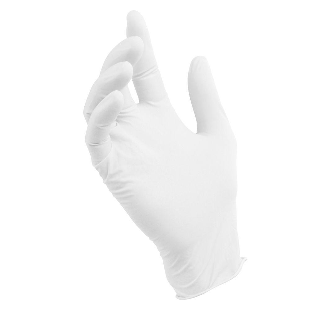 Grease Monkey Disposable Latex Gloves (50-Count)-24515-010 ...