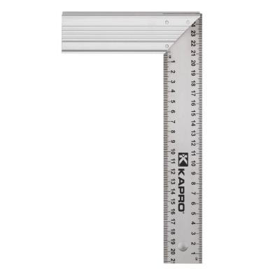 12 in. Try and Mitre Square with Stainless Steel Blade
