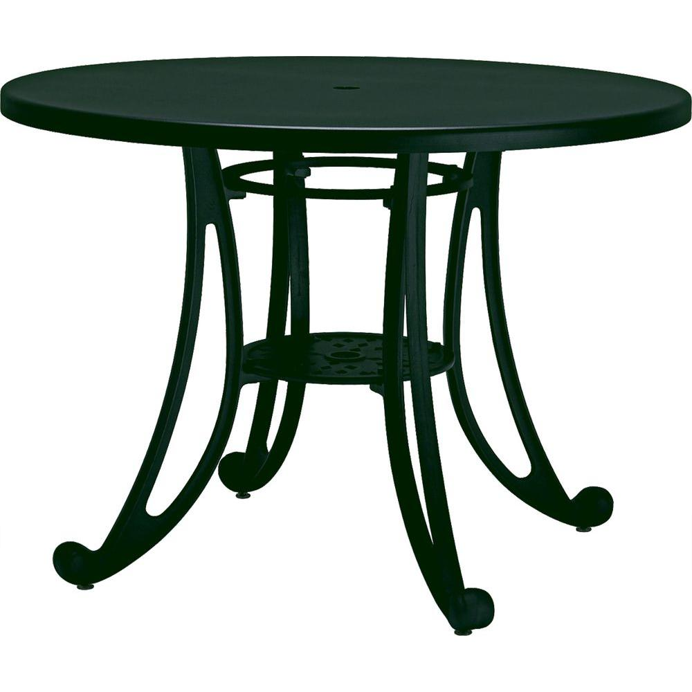 Tradewinds Terrace Hunter 42 in. Round Commercial Patio Table