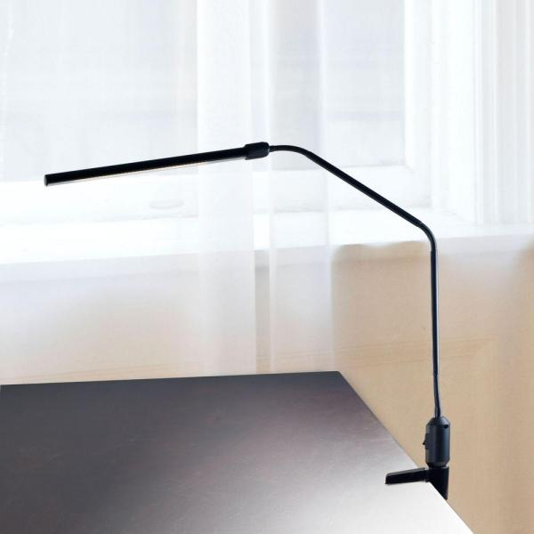 Modern Contemporary Led Clamp Desk Lamp