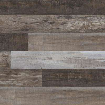 Woodland Hickory Lake 7 in. x 48 in. Rigid Core Luxury Vinyl Plank Flooring (55 cases / 1309 sq. ft. / pallet)