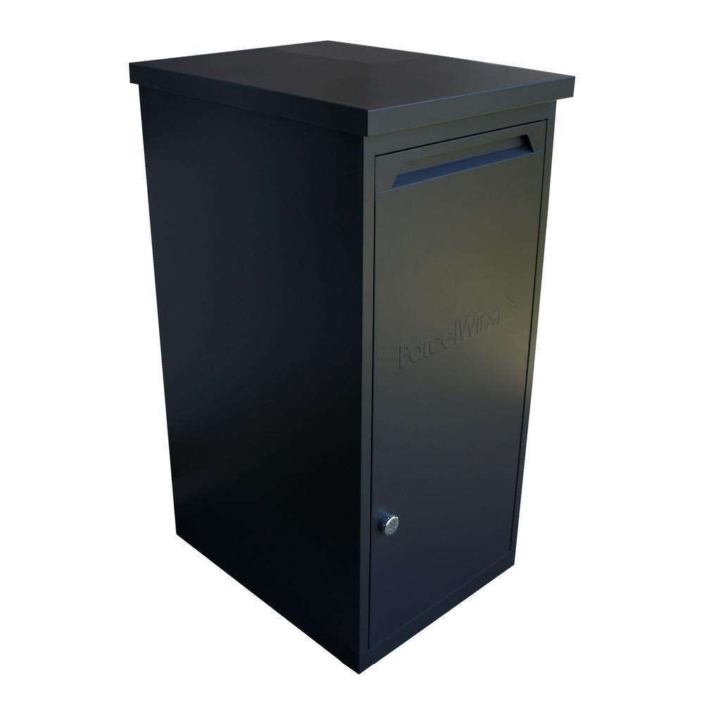 ParcelWirx Graphite Wall/Ground Mount Secure Locker