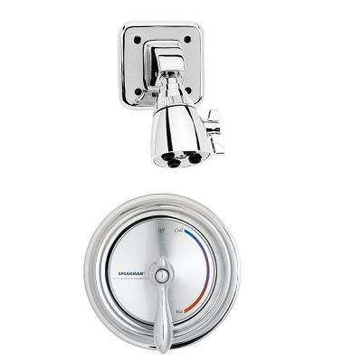 shower head and faucet combo. Sentinel Mark II Regency 1 Handle Spray Shower Faucet with Pressure  Balance Valve Adjustable Showerhead Combos Showerheads