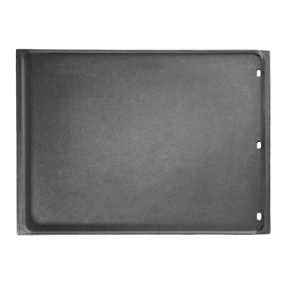 Cast Iron Reversible Griddle For Large Grills