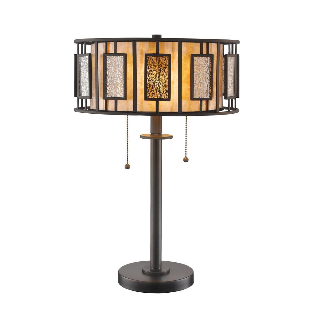 Filament Design Moore 22 in. Bronze Table Lamp