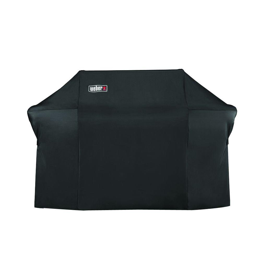 Weber Summit 600 Gas Grill Cover, Black