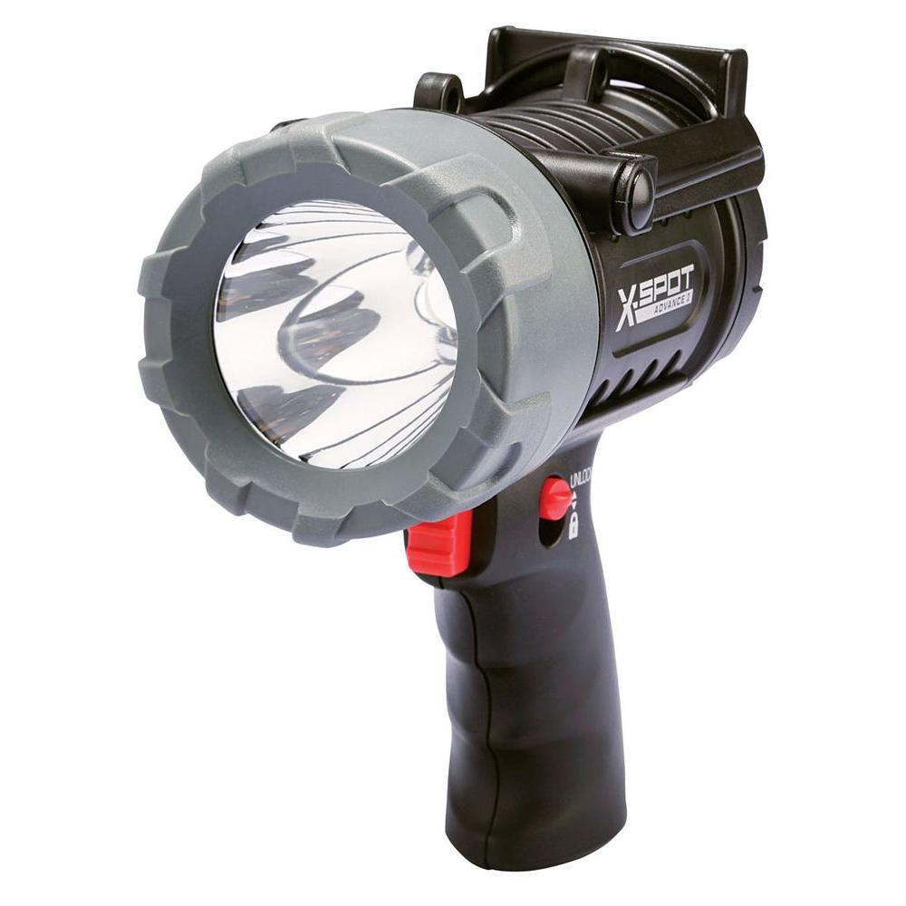 X-Spot Handheld Spotlight, Blacks