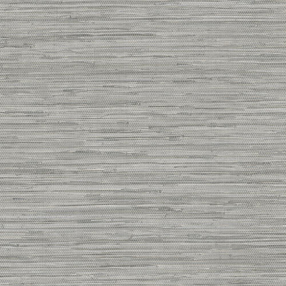 Grasscloth Vinyl Roll Wallpaper (Covers 56 sq. ft.)