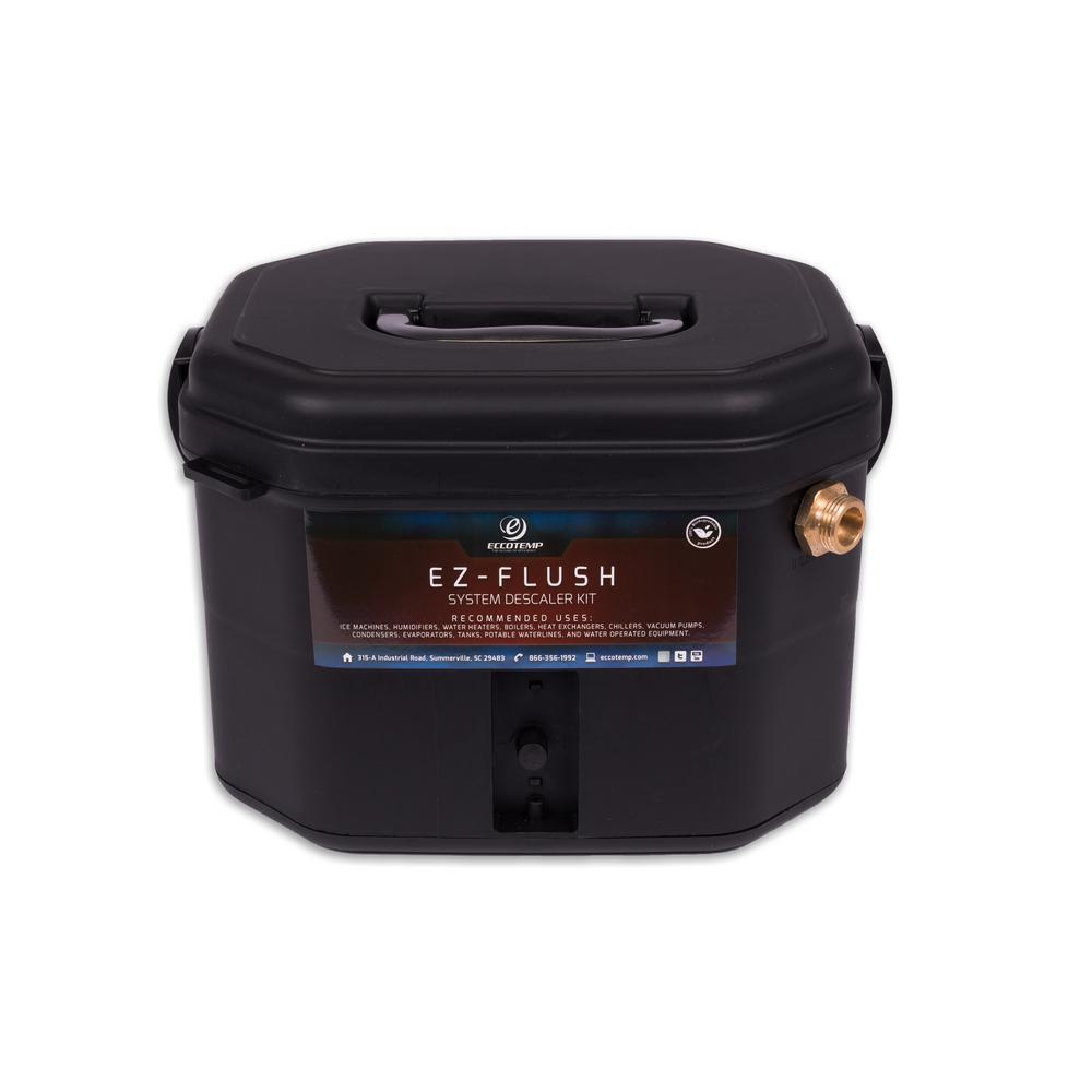 Eccotemp EZ-Flush System 350 GPH Pump NSF/ANSI 60 Certified Descaler Kit