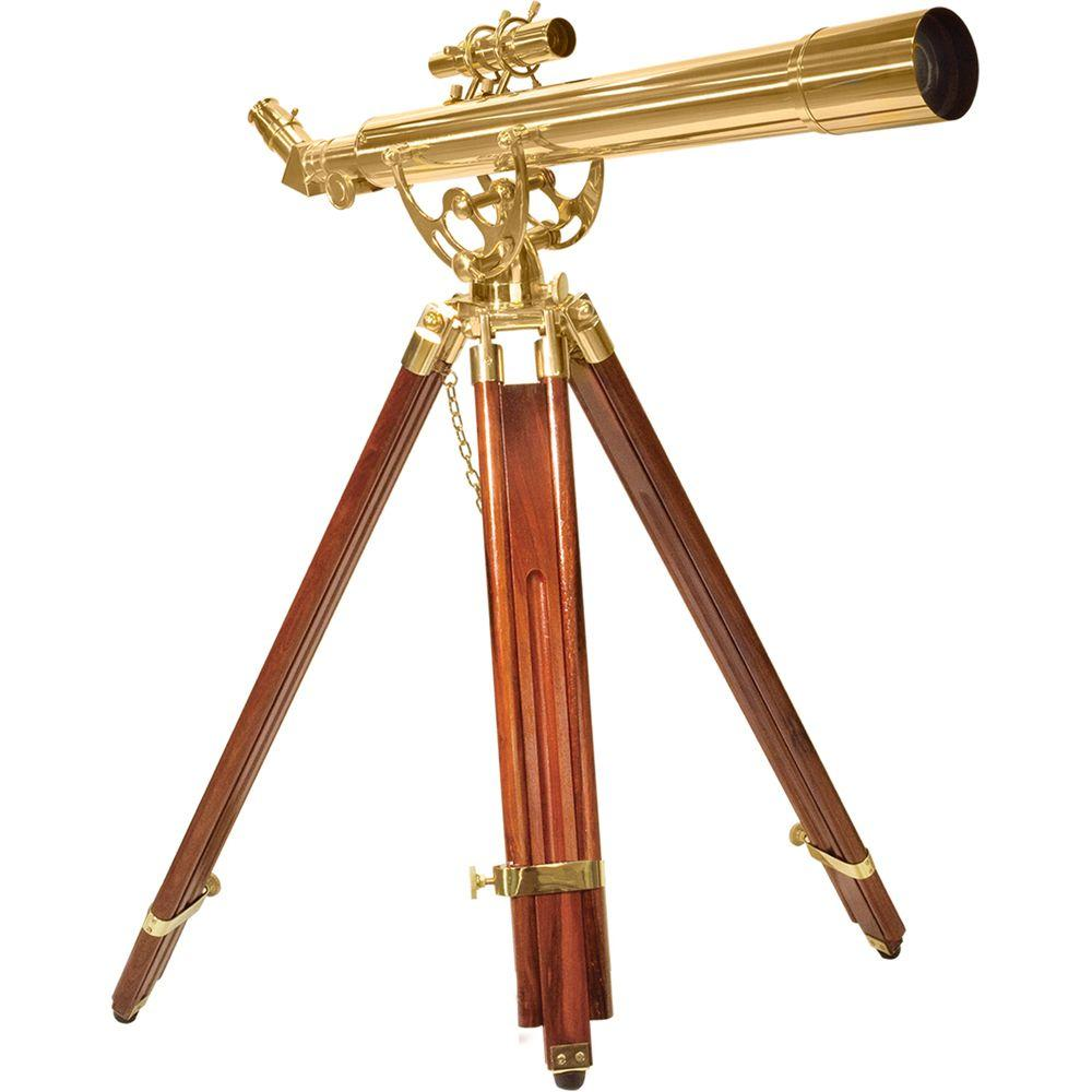 28 Power 70060 Anchormaster Brass Telescope