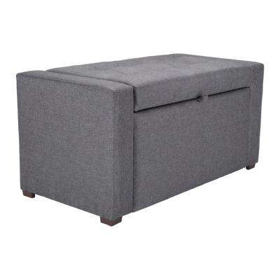 Anderson Dark Gray Bench