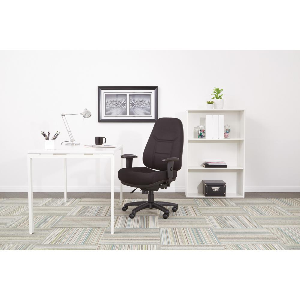 Work Smart High Back Multi Function Ergonomic Chair