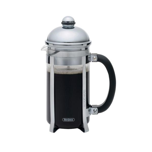 Maximus 8-Cup French Press in Stainless Steel