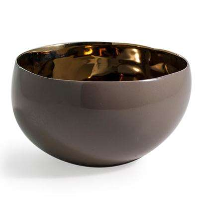 Sausalito Grey Large Serve Bowl