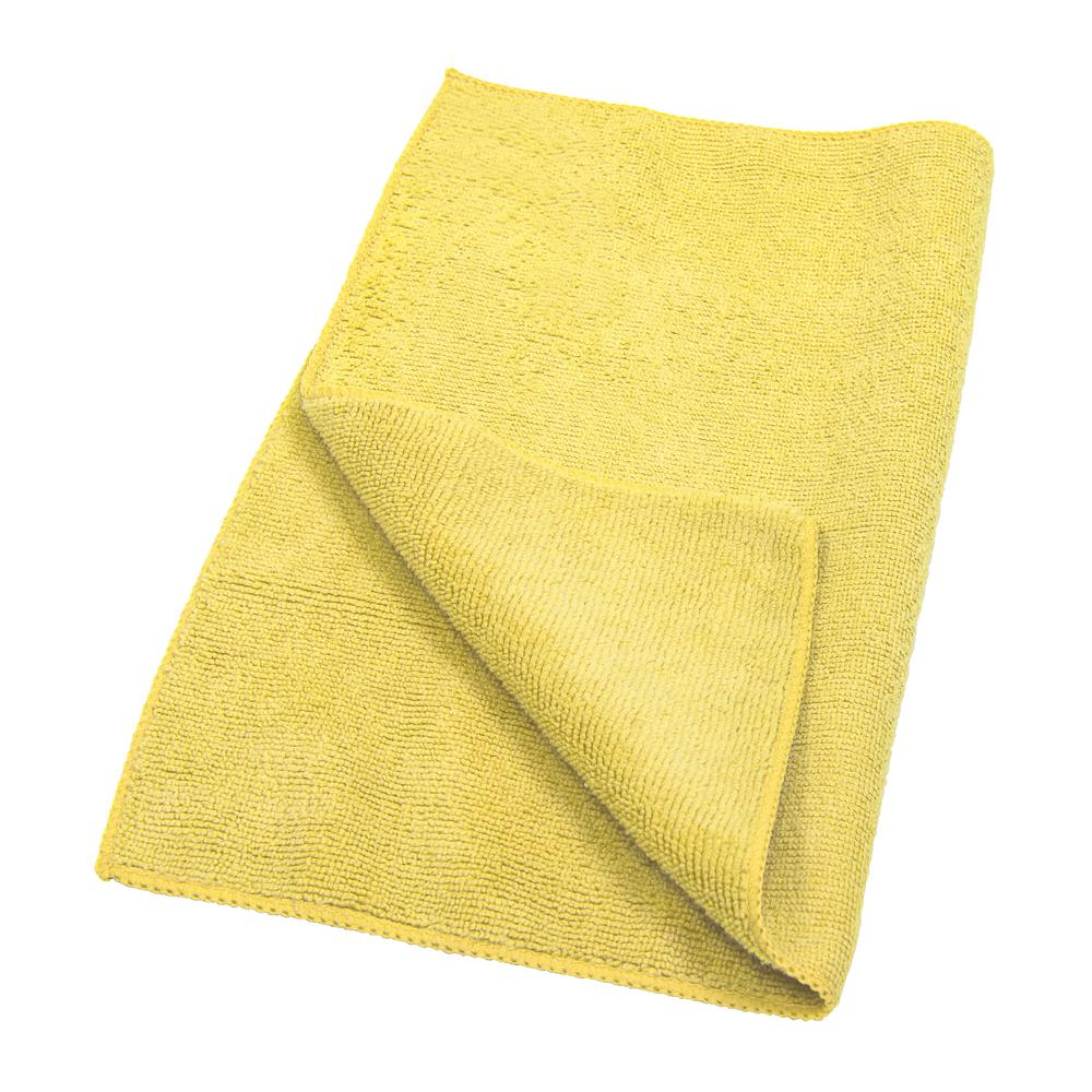 Microfiber Cloth Best: Quickie Jobsite Jobsite Heavy-Duty Microfiber Cloth (16