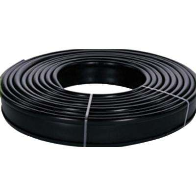 Royal Diamond 60 ft. L x 5 in. H x 1 in. W Professional Black Plastic Lawn Edging