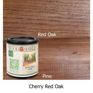 Cherry Red Oak Woodshield Interior Stain Qt The Home Depot