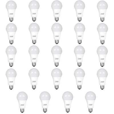 100-Watt Equivalent A21 Dimmable CEC Title 20 Compliant LED ENERGY STAR 90+ CRI Light Bulb, Daylight (24-Pack)