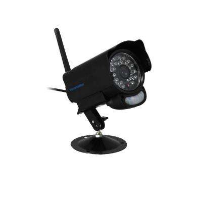 Add-On Digital Wireless Indoor or Outdoor Standard Surveillance Camera with PIR Audio and Night Vision for DigiAir SD