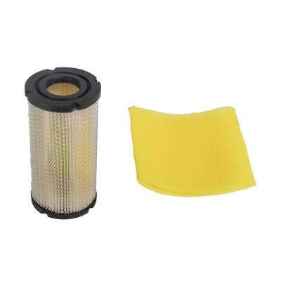Air Filter and Pre-Filter for Briggs & Stratton and John Deere