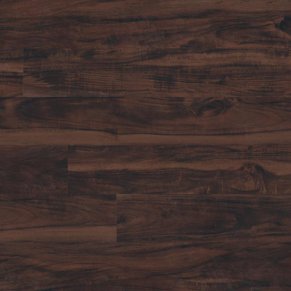 Centennial Aged Walnut 6 in. x 48 in. Glue Down Luxury Vinyl Plank Flooring (70 cases/2520 sq. ft./pallet)
