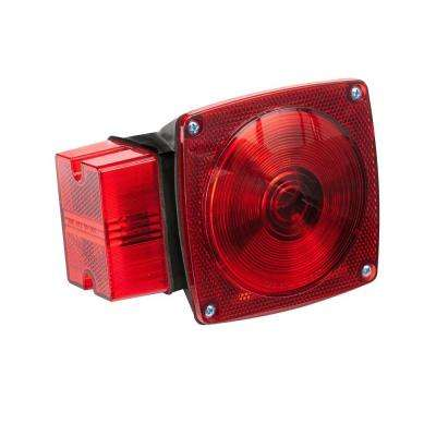 80 in. Over and Under Left/Roadside 8 Function Rear Light