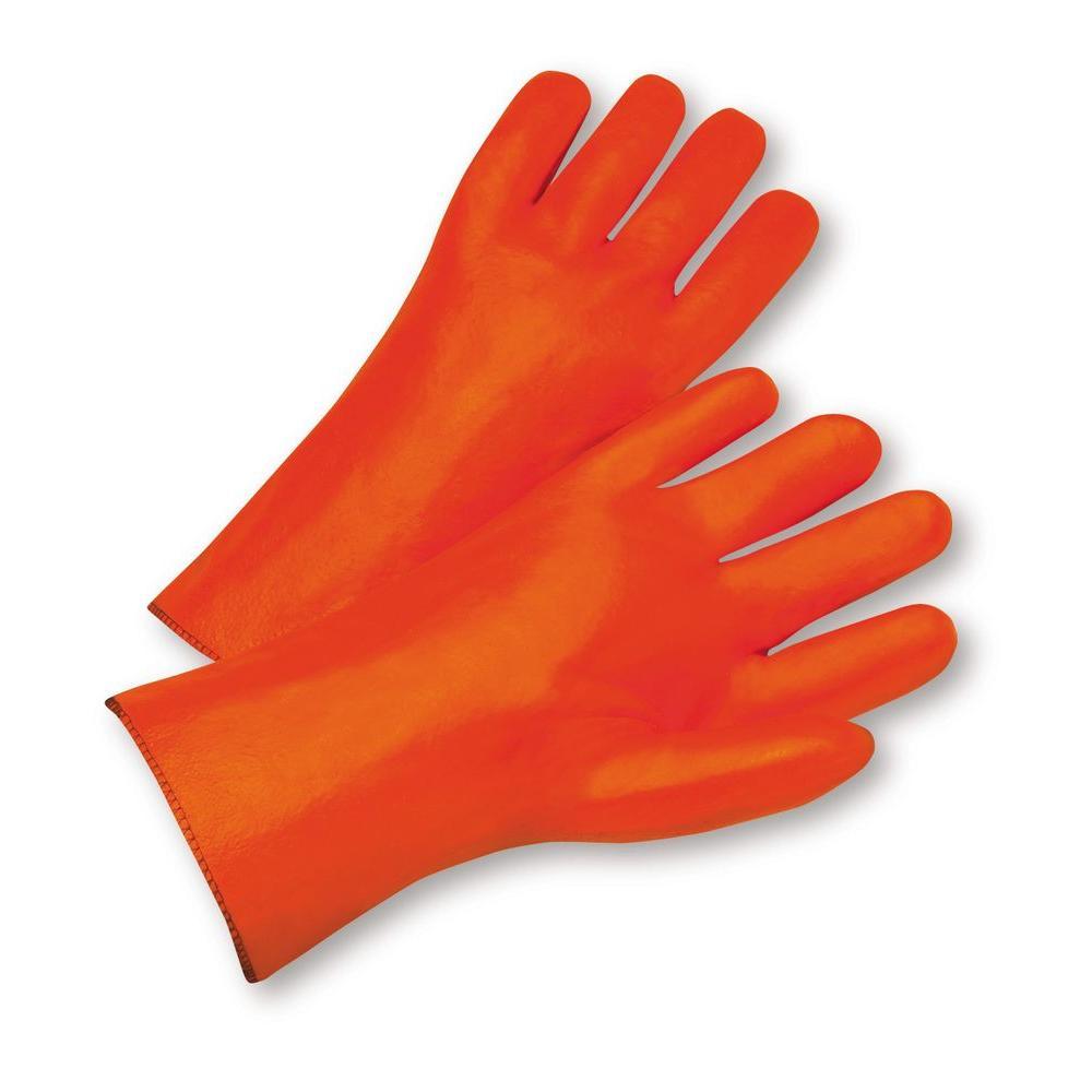 Standard Smooth Grip Dozen Pair PVC Interlock 12 Gloves