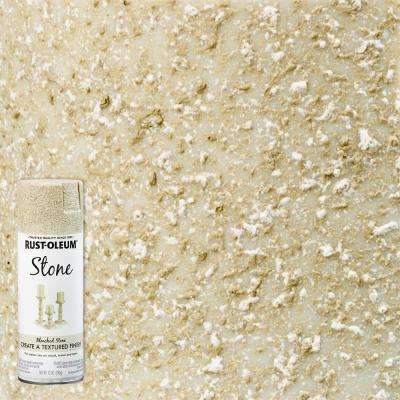 12 oz. Stone Creations Bleached Stone Textured Finish Spray Paint