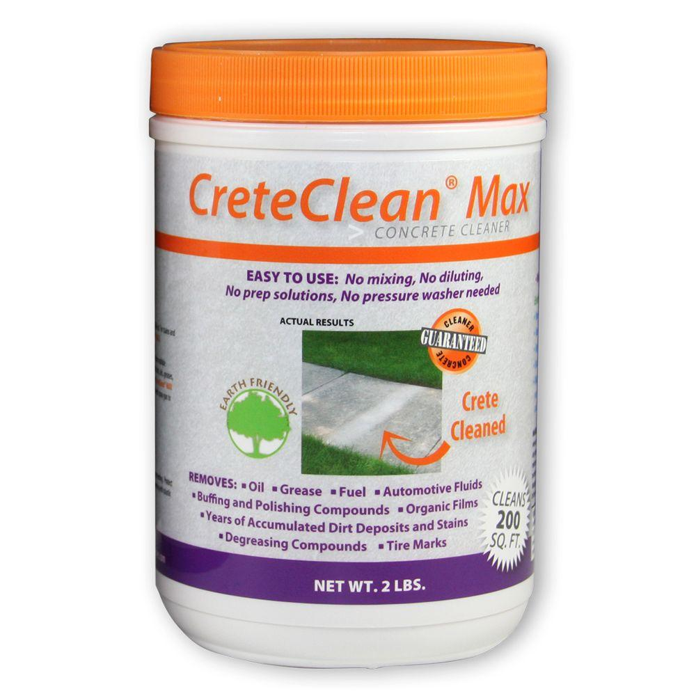 Creteclean 40 oz concrete cleaner ccm240 the home depot for Cement cleaning products